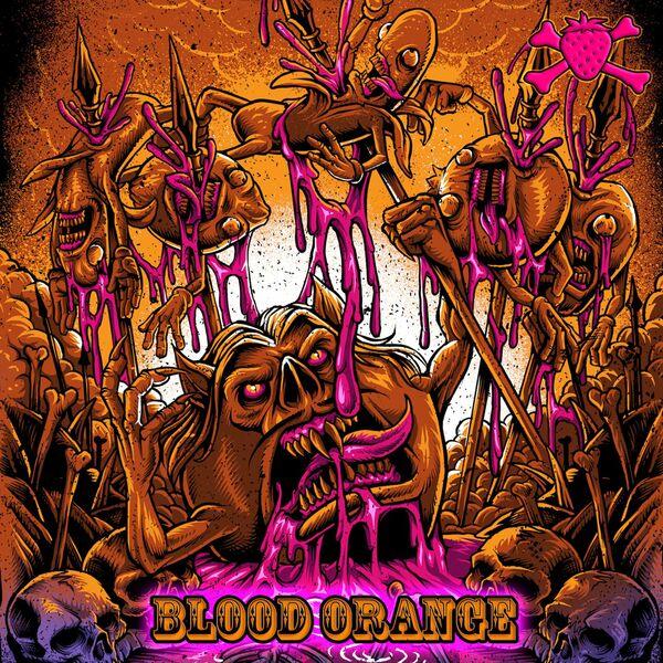 Berried Alive - Blood Orange [single] (2021)