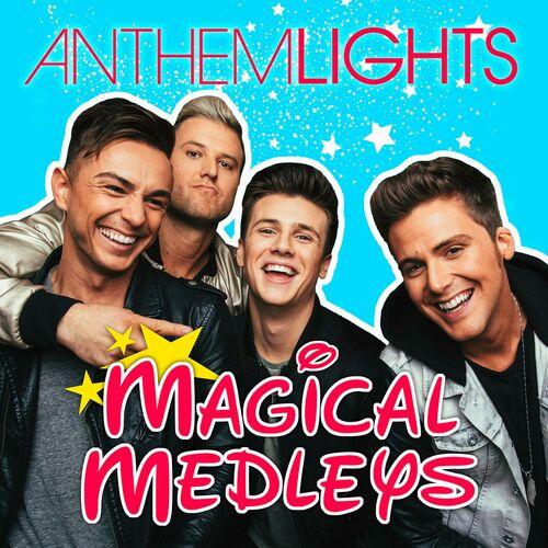 Baixar CD Magical Medleys – Anthem Lights (2016) Grátis