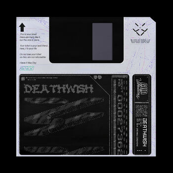 Deathwish (Feat. fknsyd) cover
