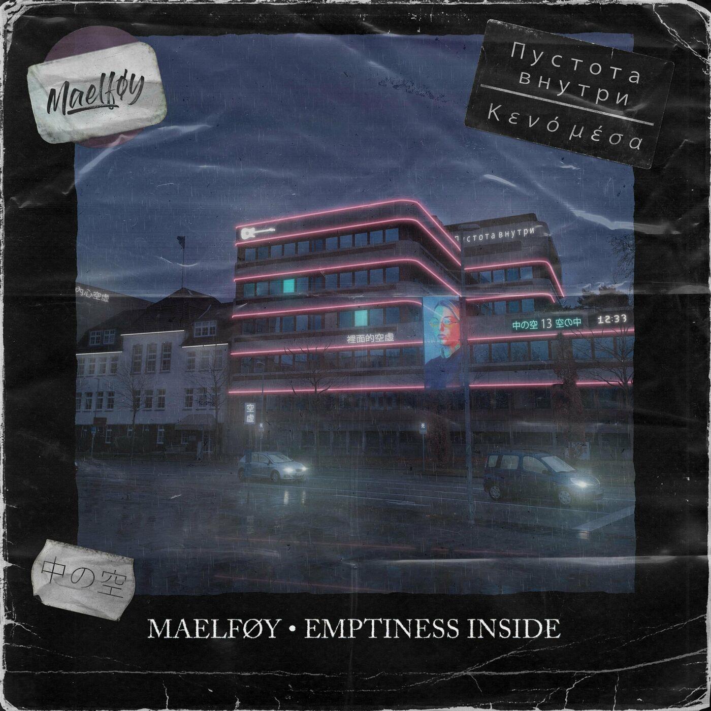 Maelføy - Emptiness Inside [single] (2021)