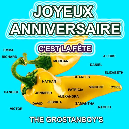 The Grostanboys Joyeux Anniversaire Techno Dance Listen On Deezer