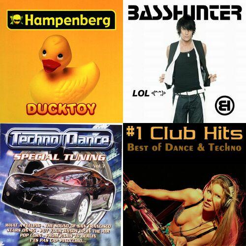 hampenberg - ducktoy techno