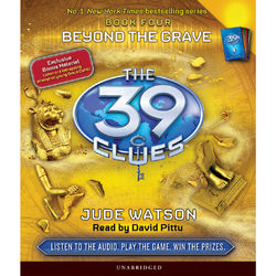 Beyond the Grave - The 39 Clues, Book 4 (Unabridged) Audiobook