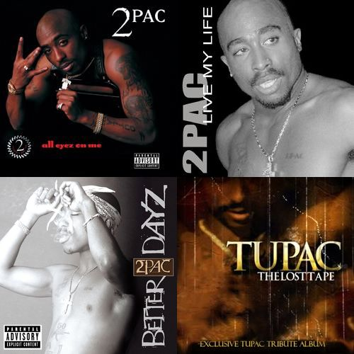 tupac playlist - Listen now on Deezer | Music Streaming