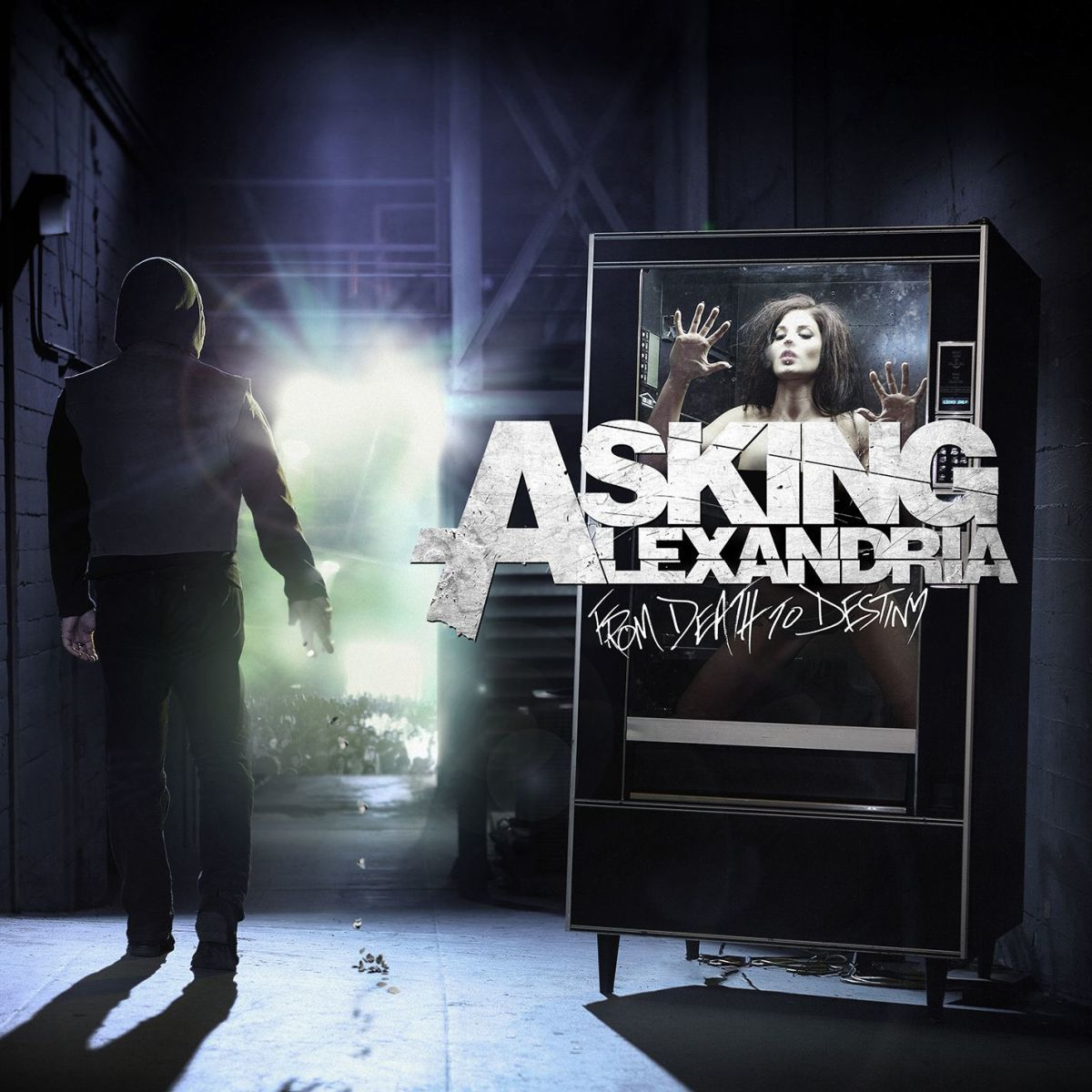 Asking Alexandria - From Death to Destiny [Deluxe] (2013)