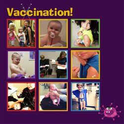 Vaccination!