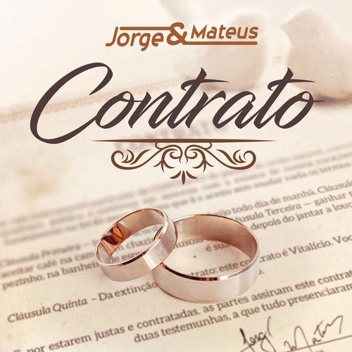 Música Contrato Vitalício - Jorge e Mateus (Lançamento 2017)