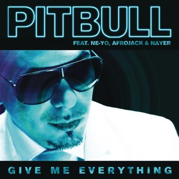 Give Me Everything cover