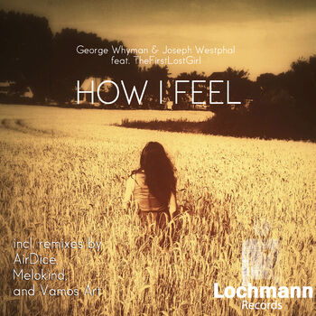 How I Feel (Feat. TheFirstLostGirl) cover