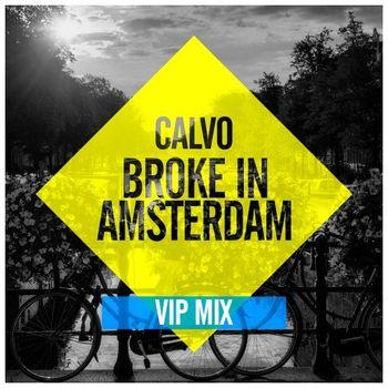 Broke in Amsterdam cover