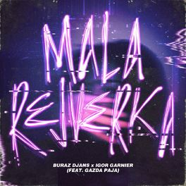 Album cover of Mala Rejverka