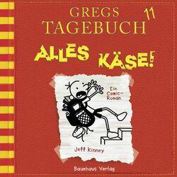 Gregs Tagebuch, Folge 11: Alles Käse! Audiobook