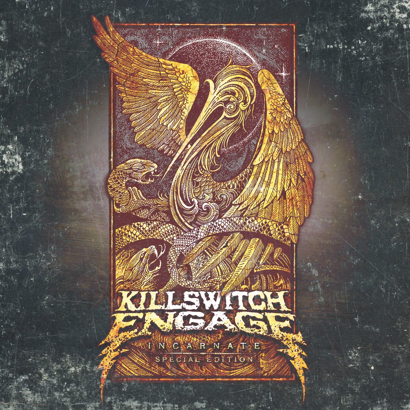 Killswitch Engage - Hate By Design [single] (2016)
