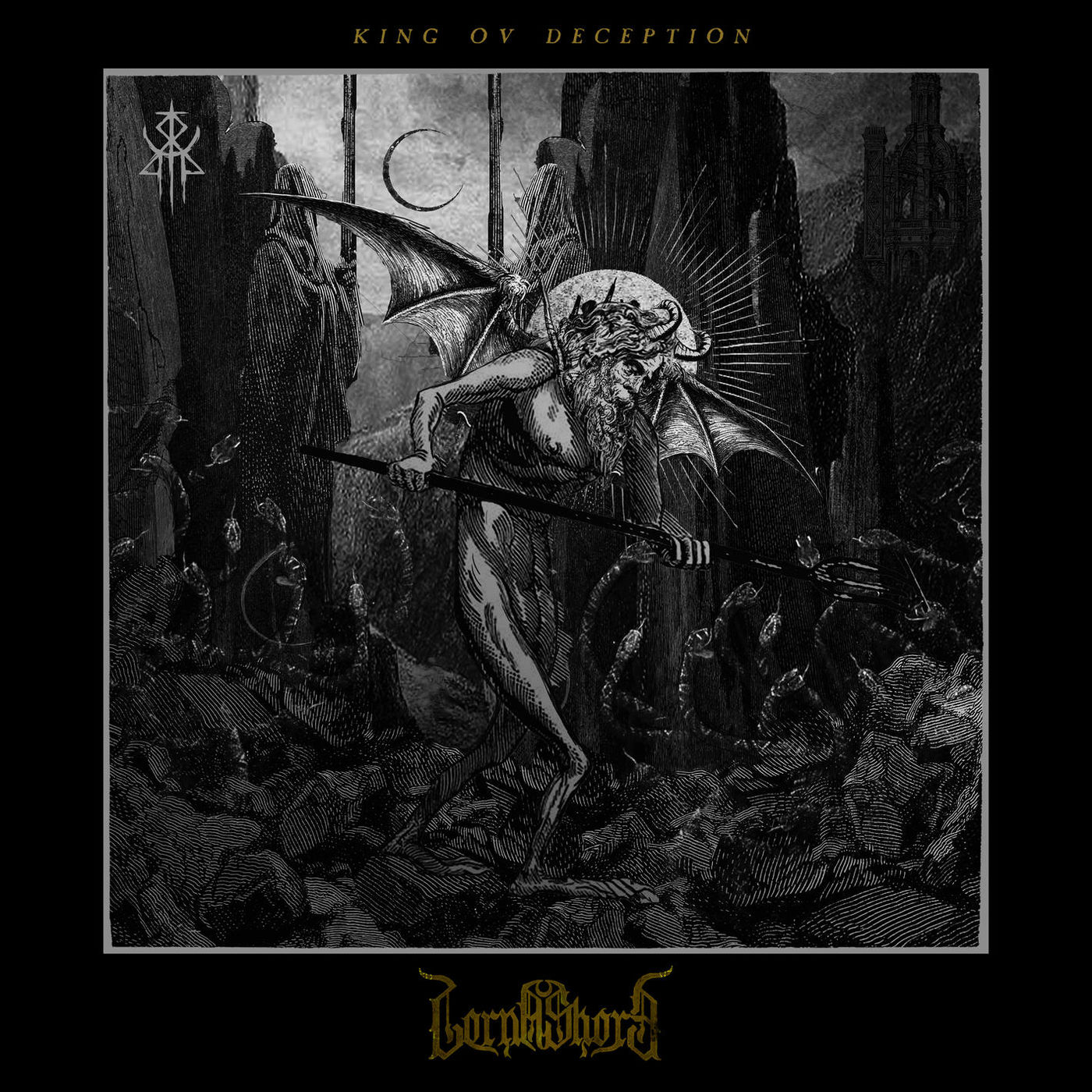 Lorna Shore - King Ov Deception [single] (2020)
