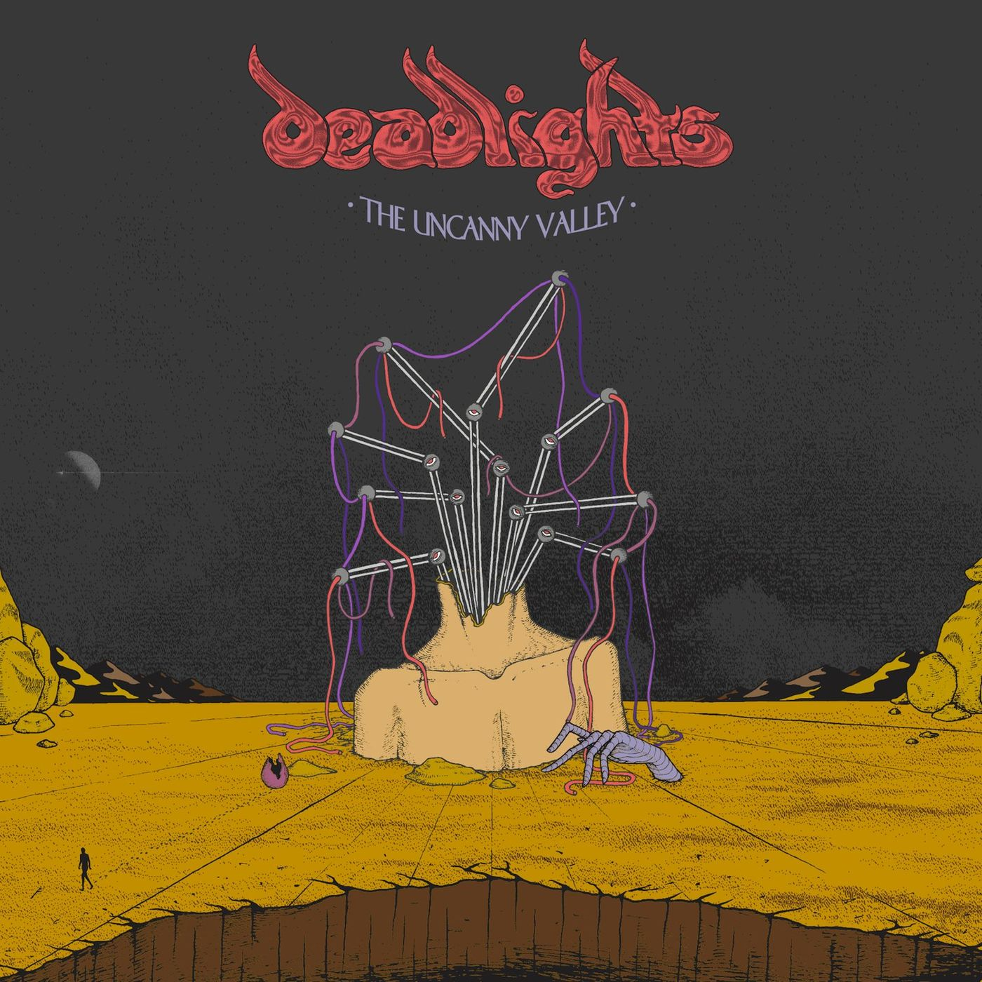 Deadlights - The King of Nowhere [single] (2021)