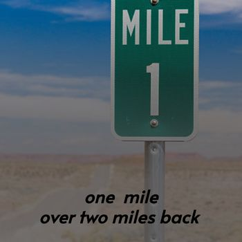 One Mile over Two Miles Back cover