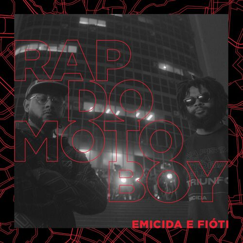 Baixar Single Rap do Motoboy, Baixar CD Rap do Motoboy, Baixar Rap do Motoboy, Baixar Música Rap do Motoboy - Emicida, Fióti 2018, Baixar Música Emicida, Fióti - Rap do Motoboy 2018