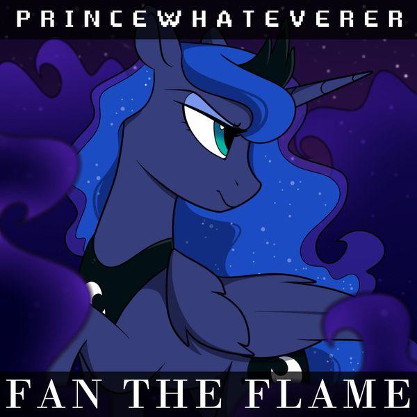 PrinceWhateverer - Fan the Flame [single] (2021)