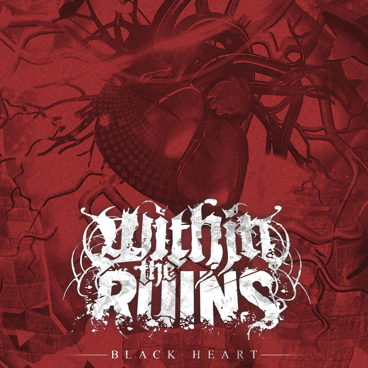 Within The Ruins - Black Heart [single] (2020)