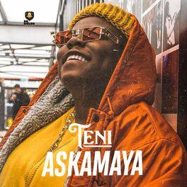 Album cover of Askamaya