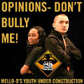 Opinions- Don't Bully Me!