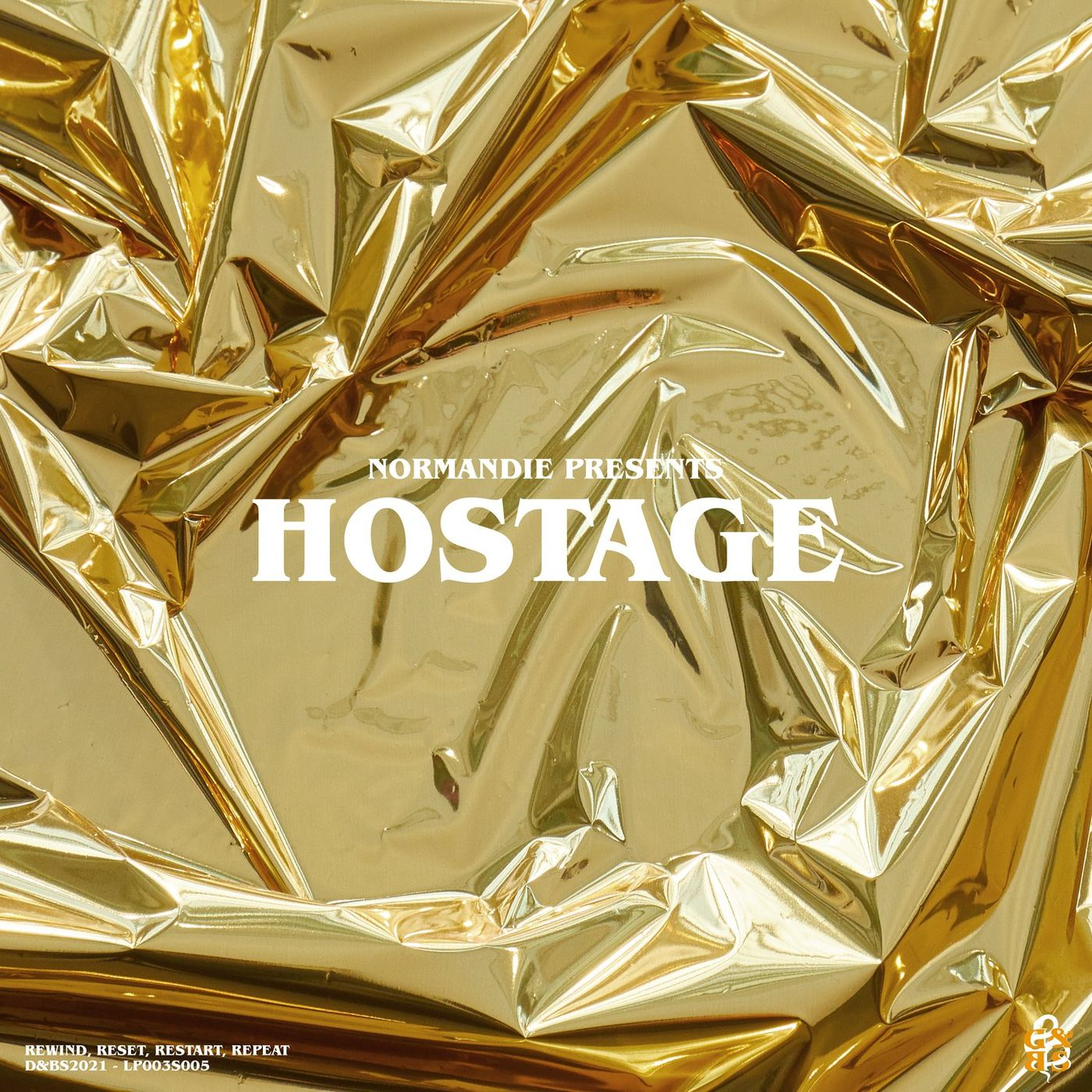 Normandie - Hostage [single] (2021)