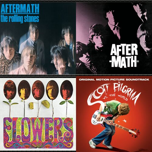 The Rolling Stones ? Aftermath, a playlist by rnya playlist