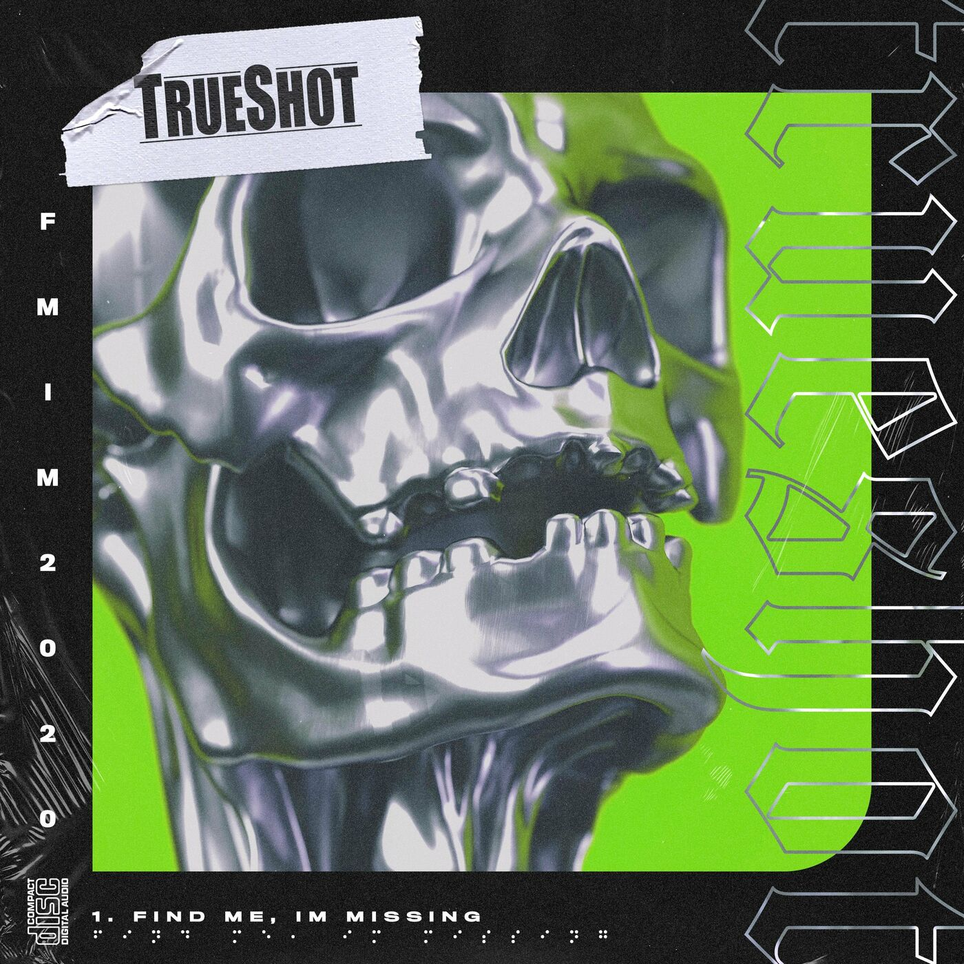 TrueShot - Find Me, I'm Missing [single] (2020)
