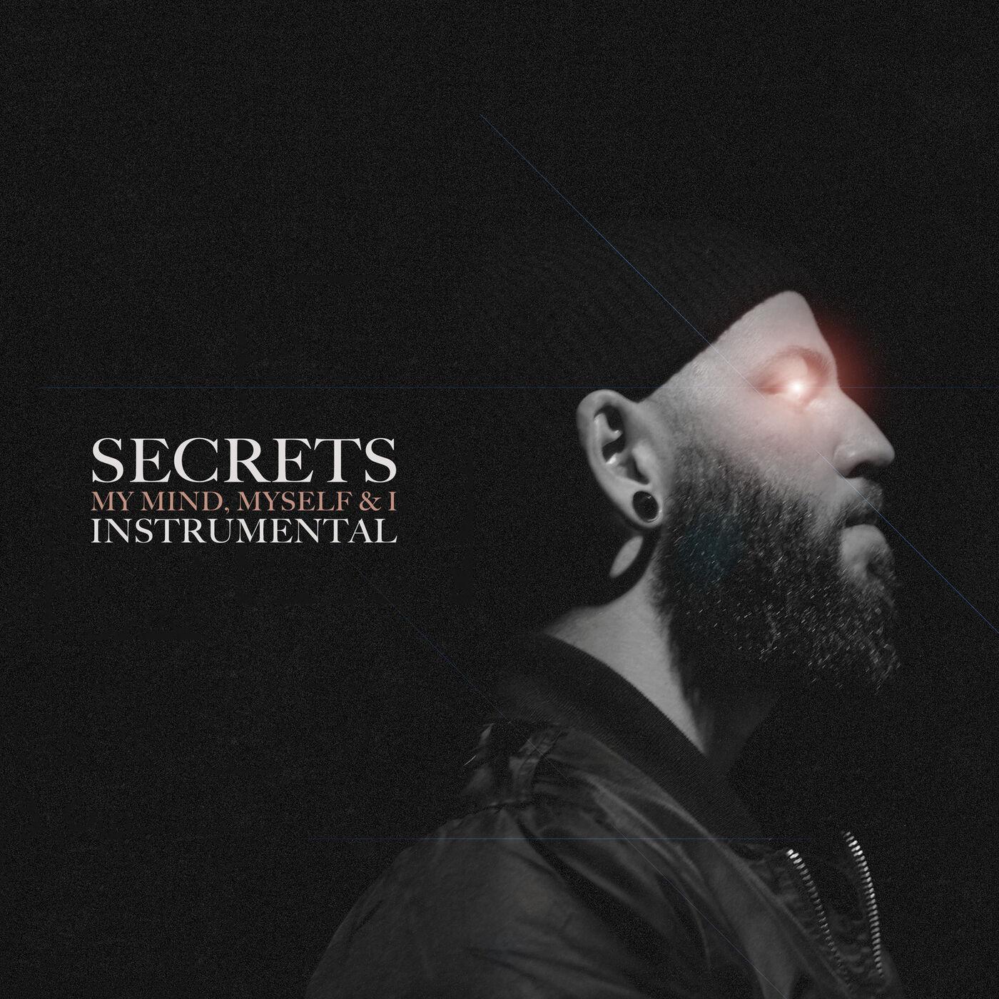 Secrets - My Mind, Myself & I (Instrumental) [single] (2020)