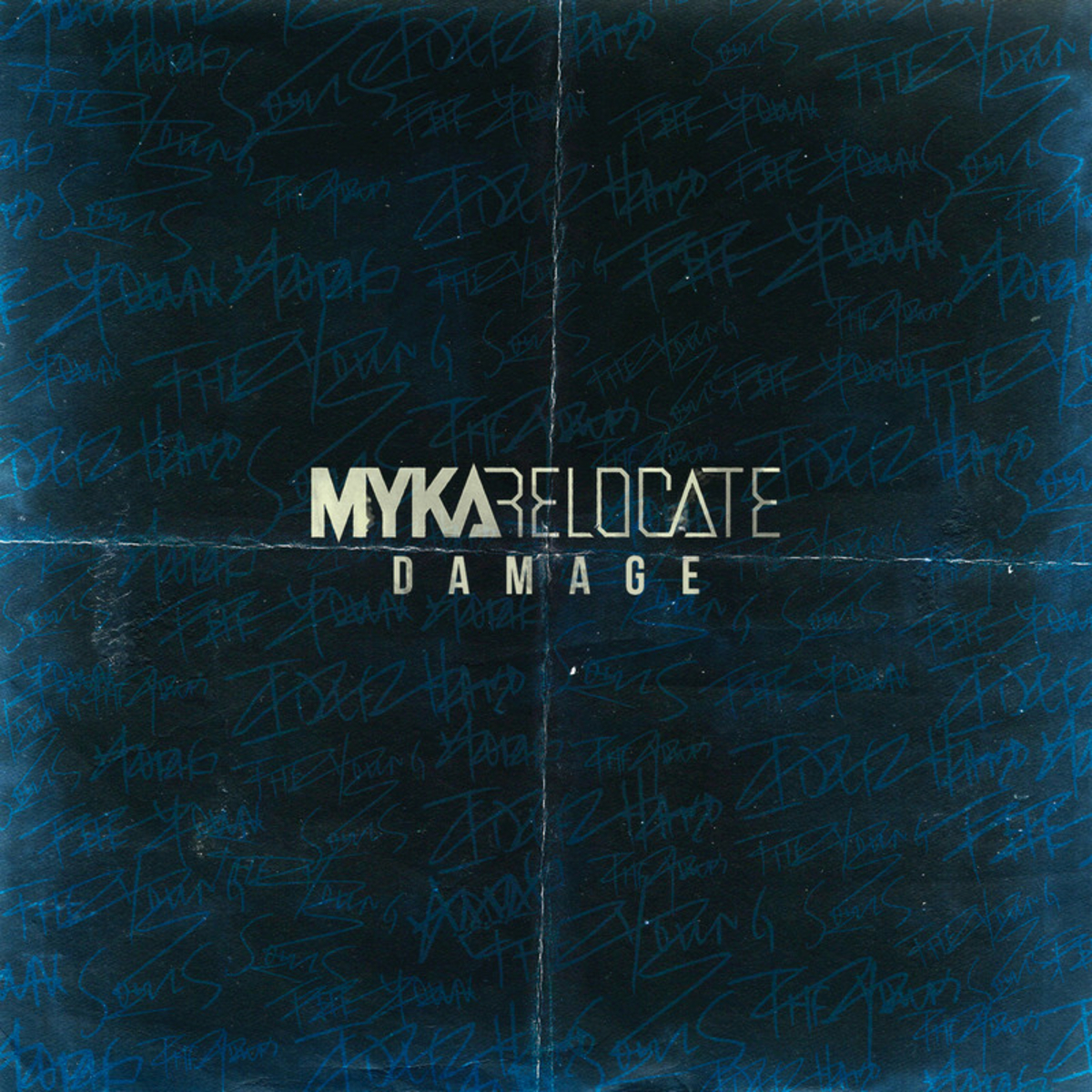 Myka Relocate - Damage [New Song] (2015)