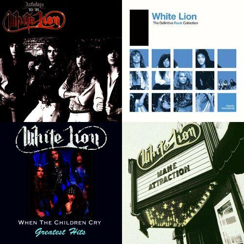 Lista pesama White lion – Slušaj na Deezer-u   Strimovanje muzike