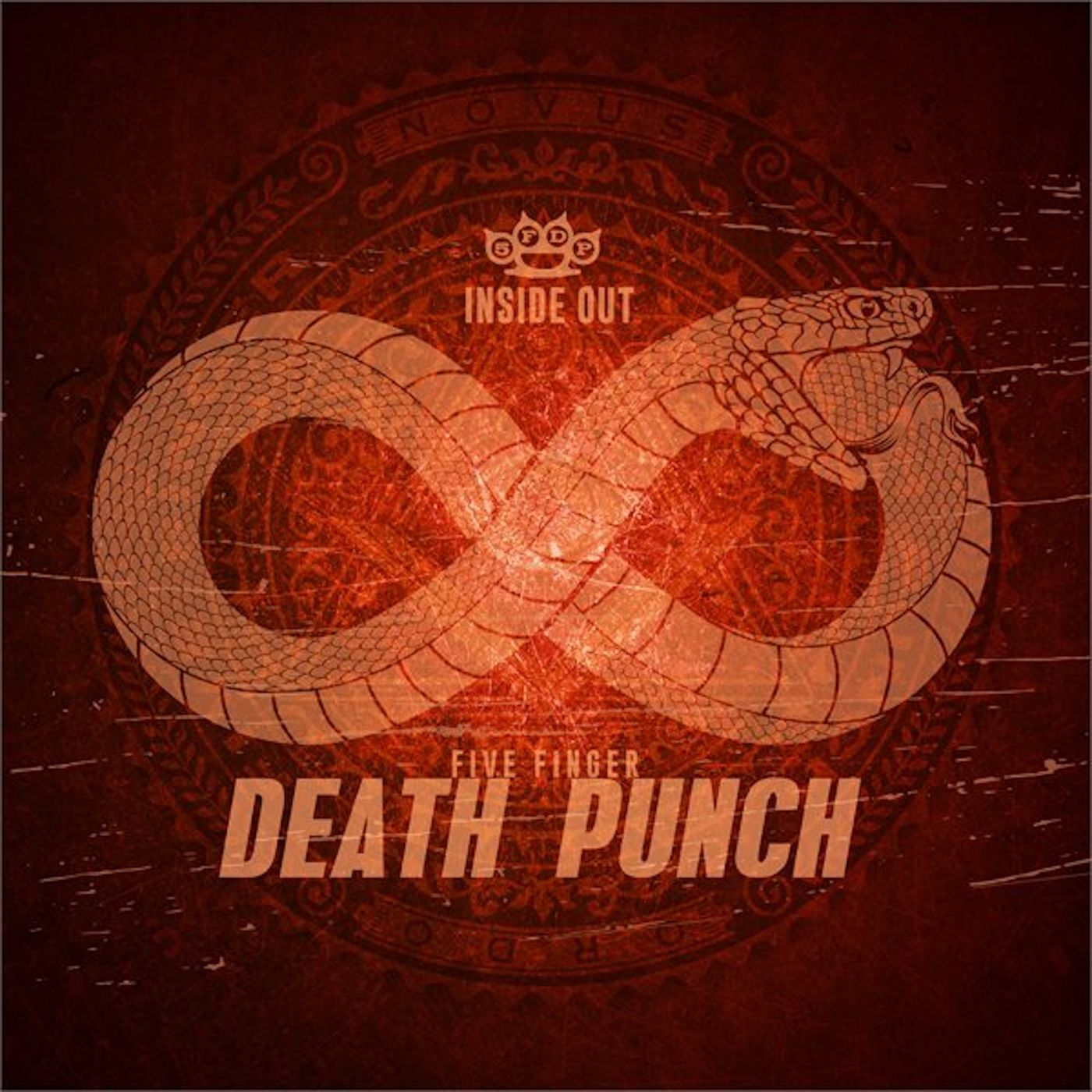 Five Finger Death Punch - Inside Out [single] (2019)