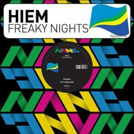 Album cover of Freaky Nights