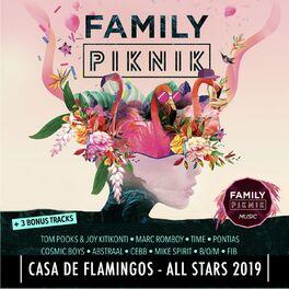 Album cover of Family Piknik - Casa De Flamingos All Stars 2019