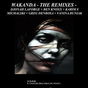 Wakanda cover