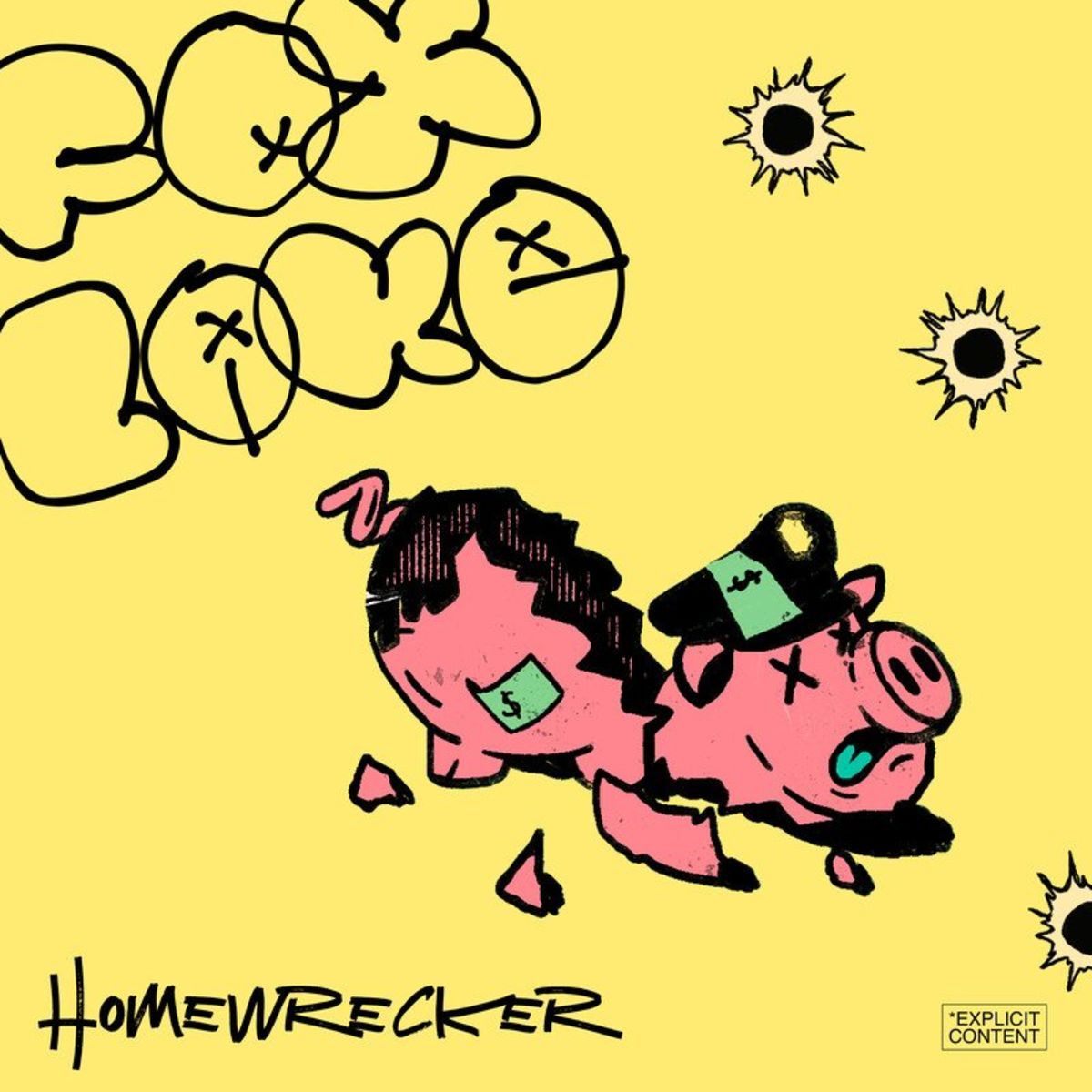 Fox Lake - Homewrecker [single] (2020)