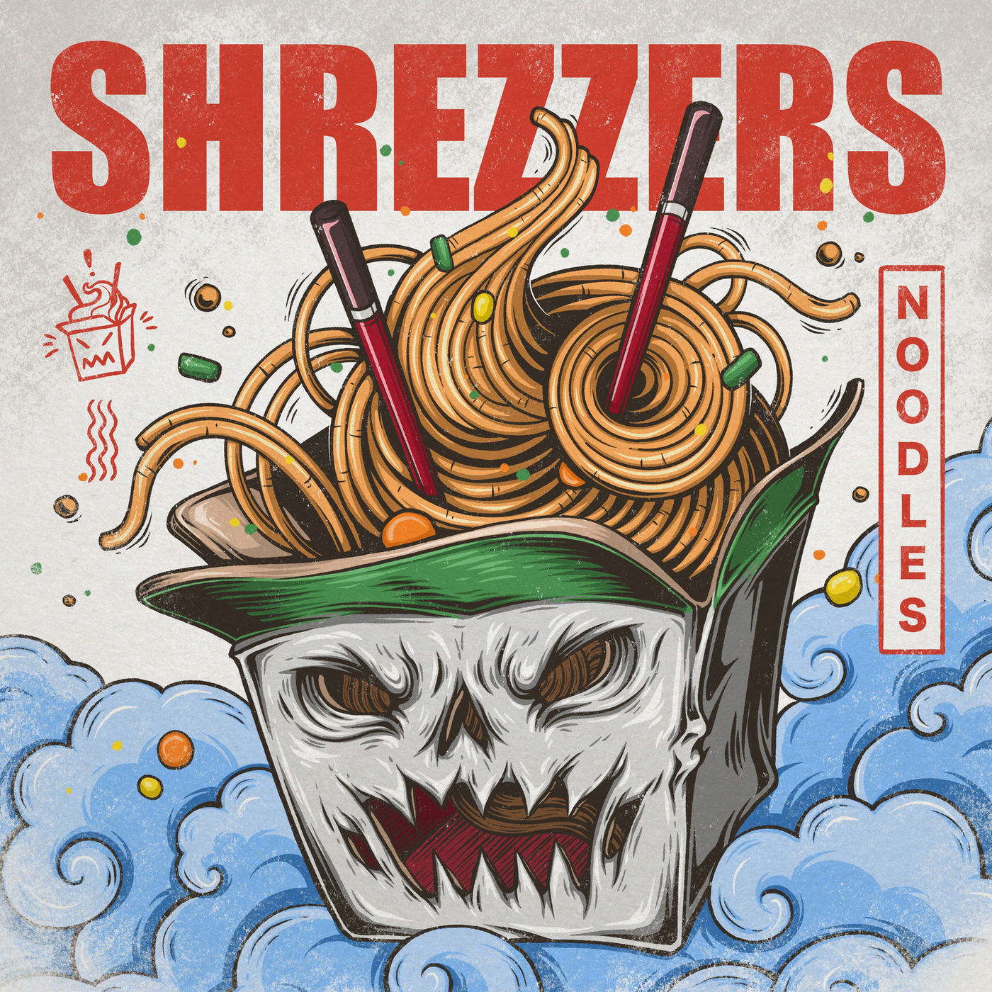 Shrezzers - Noodles [single] (2020)