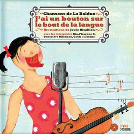 Album cover of J'ai un bouton sur le bout de la langue