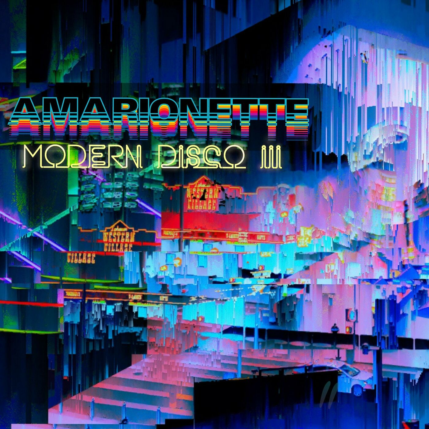 Amarionette - Modern Disco III [single] (2020)