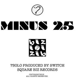 Album cover of Minus 25