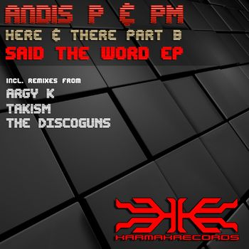 Said The Word (Argy k Remix) cover