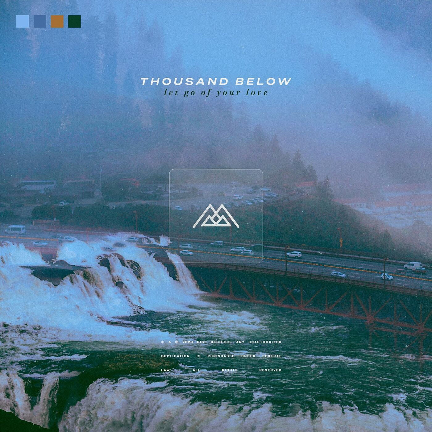 Thousand Below - let go of your love [single] (2020)