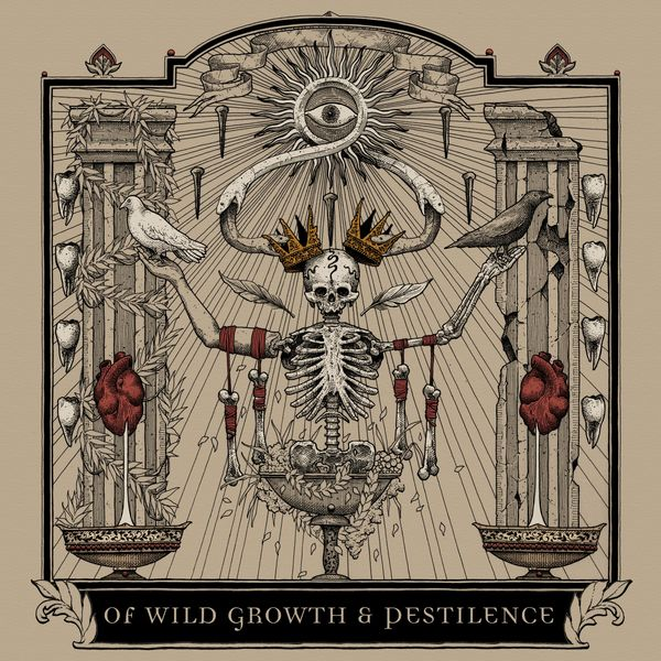 Wall of the Fallen - Of Wild Growth and Pestilence (2020)