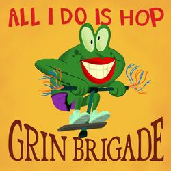 All I Do Is Hop