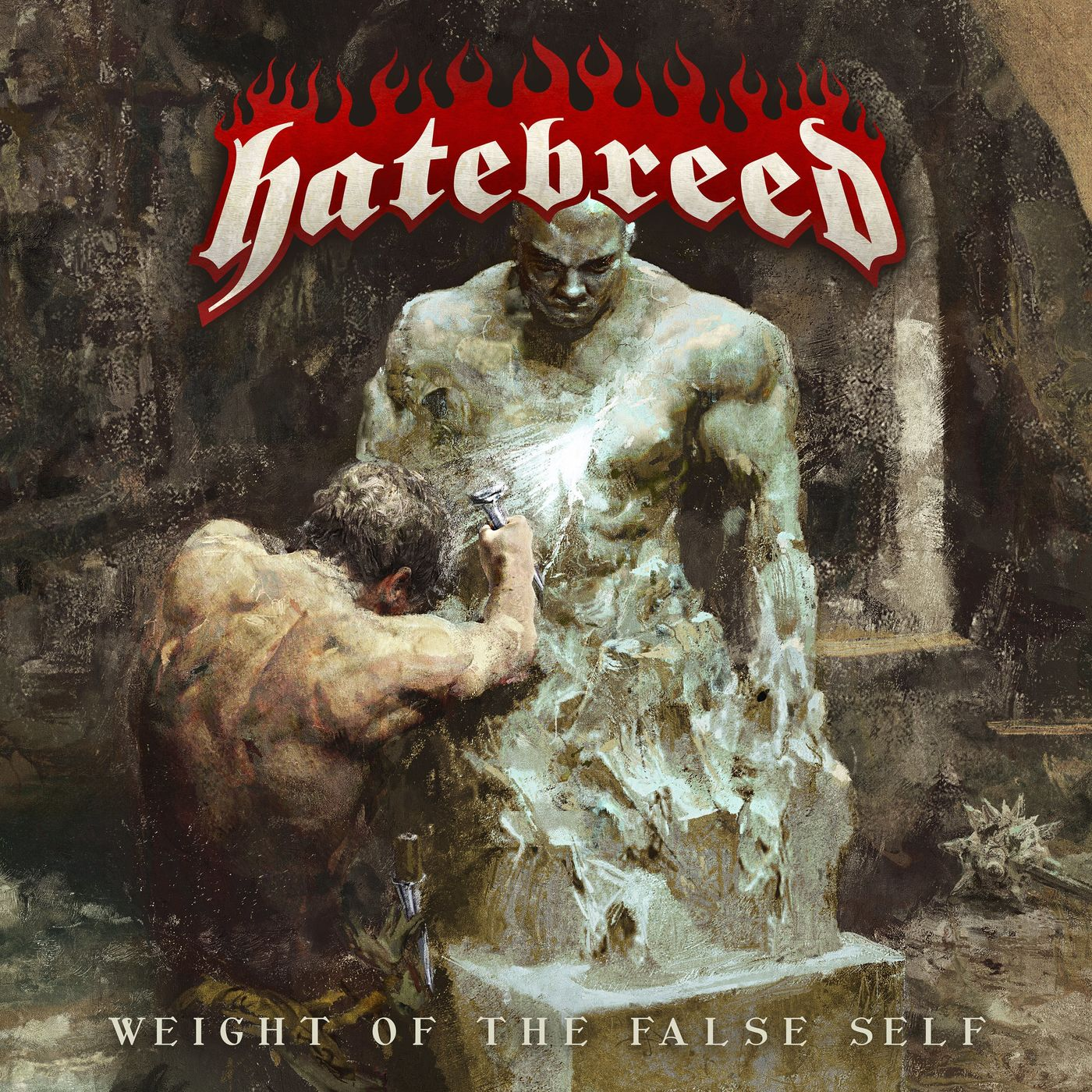 Hatebreed - Weight of the False Self [single] (2020)