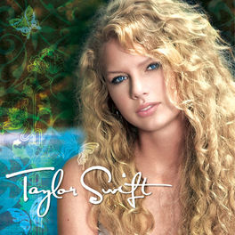 Album cover of Taylor Swift