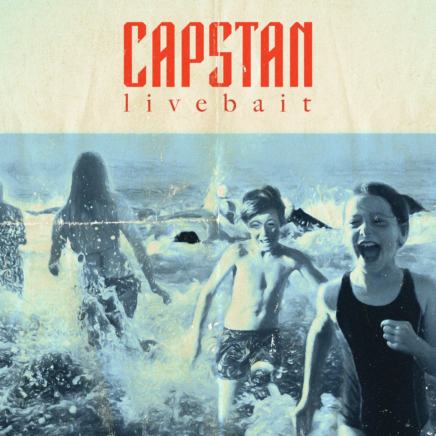 Capstan - livebait [single] (2020)