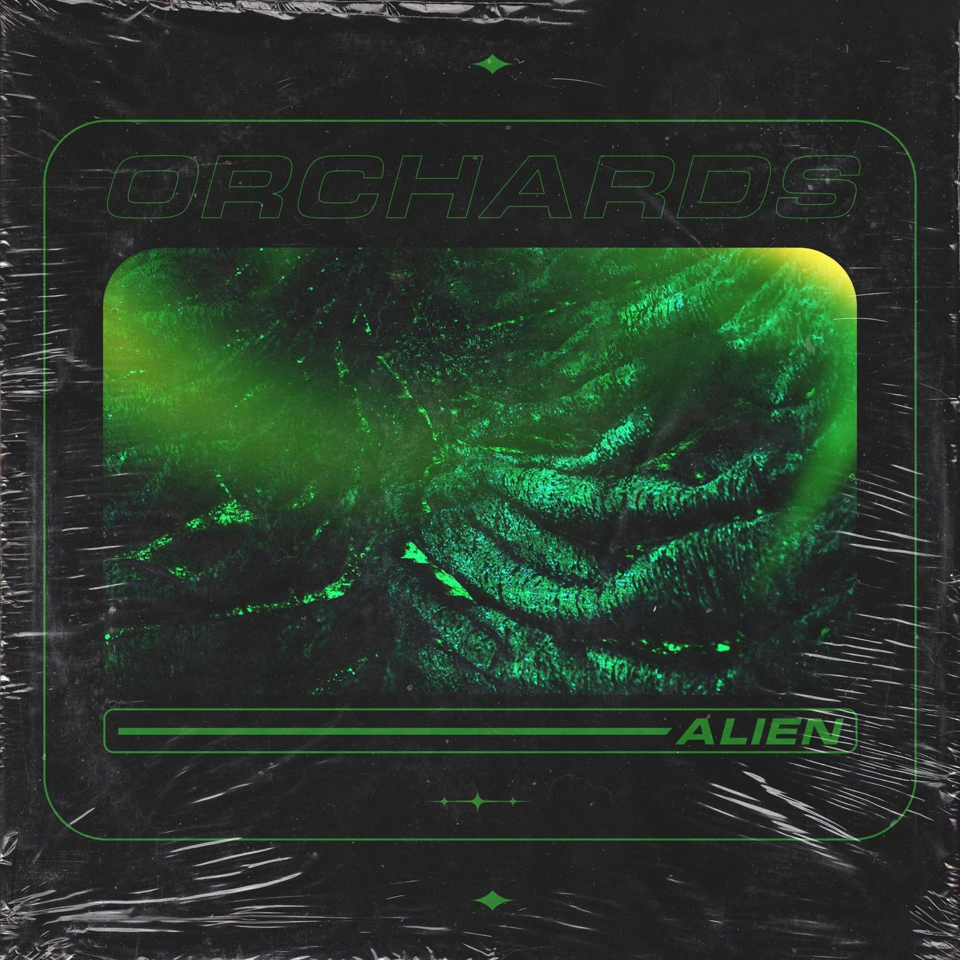 Orchards - Alien [single] (2021)