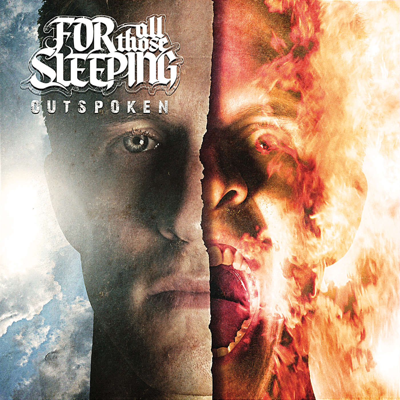 For All Those Sleeping - Outspoken (2012)