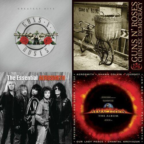 Baixar CD melodic rock - Vários Artistas (-) Grátis MP3 320